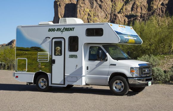 Why Rent an RV When Flying Into an Airport