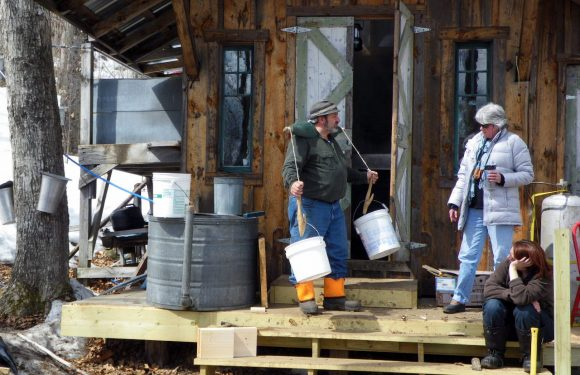 5 Things To Enjoy On Your First Visit To A Sugar Shack!